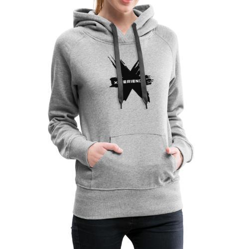 x-perience - Das neue Logo - Frauen Premium Hoodie
