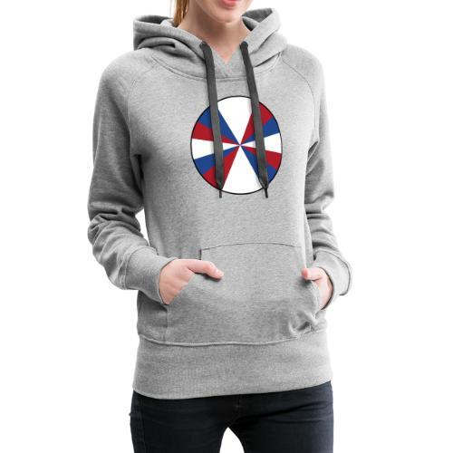 Geuzenvlag NL Nederland - Vrouwen Premium hoodie