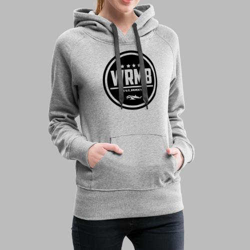 Balise principale - Sweat-shirt à capuche Premium pour femmes