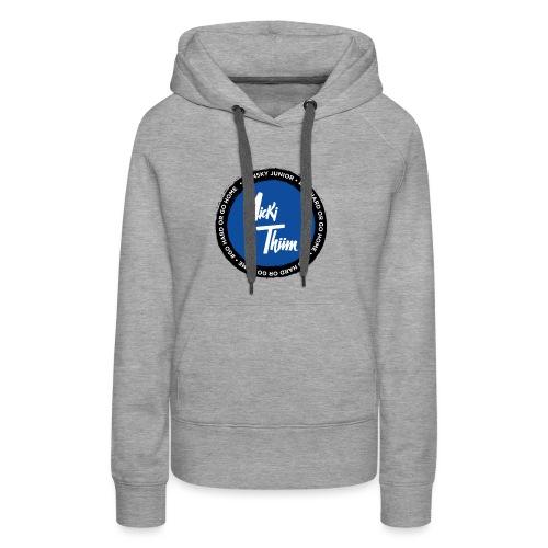 Classic Logo - Frauen Premium Hoodie