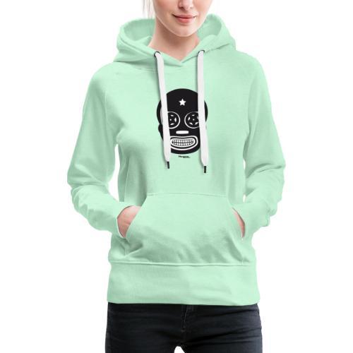 hazyshirtluchi2 - Frauen Premium Hoodie