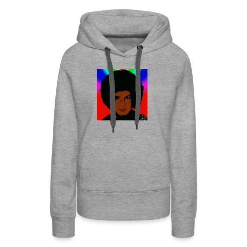 afro1 - Frauen Premium Hoodie