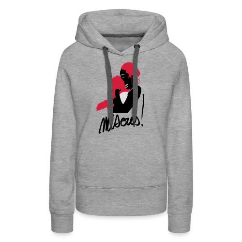 First Misous ! - Sweat-shirt à capuche Premium pour femmes
