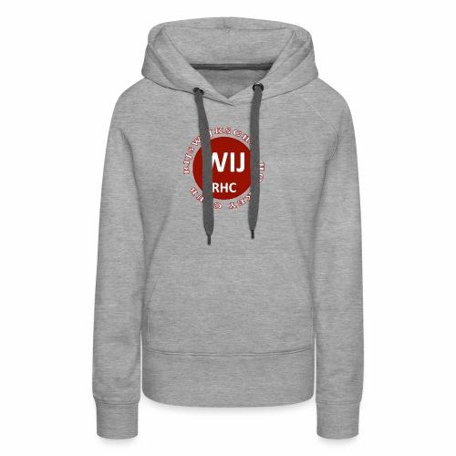 RIJSWIJKSCHE HOCKEY CLUB - Vrouwen Premium hoodie