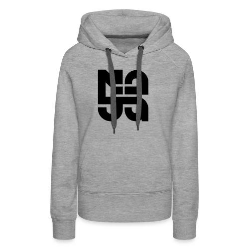 Maja Logo - Frauen Premium Hoodie