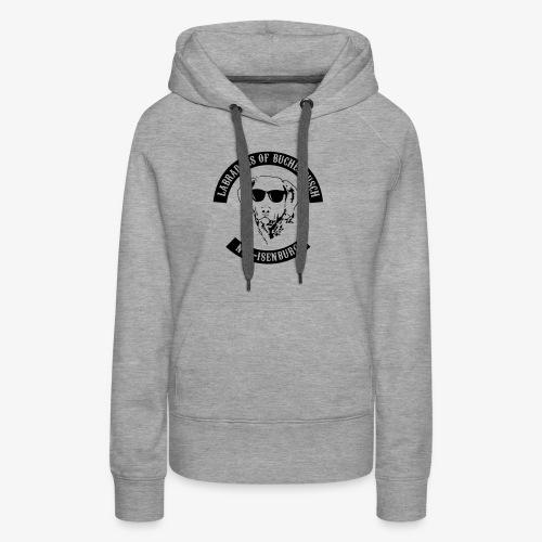 lab_logo_black - Frauen Premium Hoodie