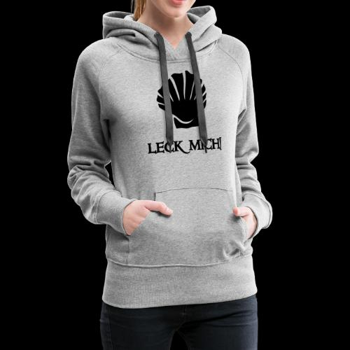 ~ Leckmuschel ~ - Frauen Premium Hoodie