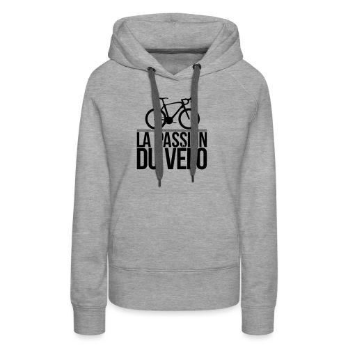 velo - Vrouwen Premium hoodie