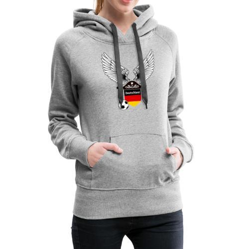 Fußball T-shirts Deutschland - Women's Premium Hoodie