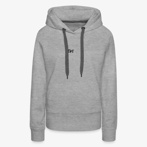 Evi - Vrouwen Premium hoodie