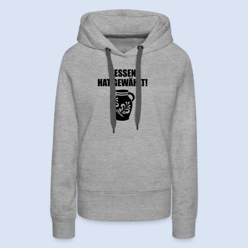 Hessenwahl Bembel - Frauen Premium Hoodie