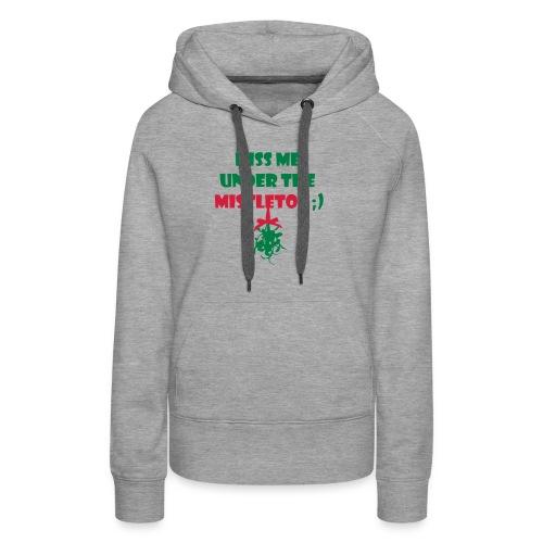 mistletoe - Frauen Premium Hoodie