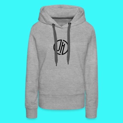 JH Logo - Women's Premium Hoodie
