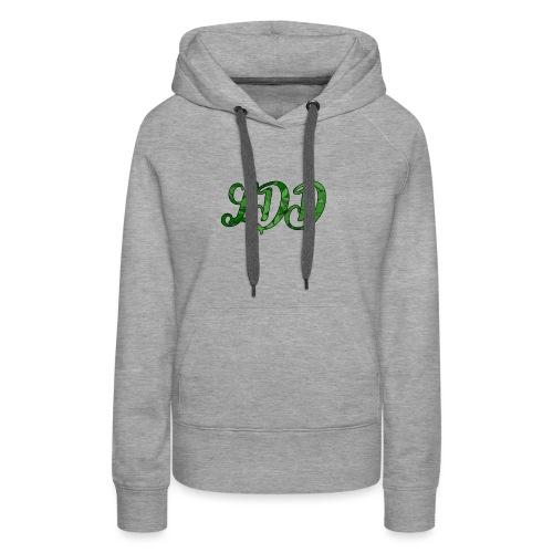 LDD T-Shirt Homme - Sweat-shirt à capuche Premium pour femmes