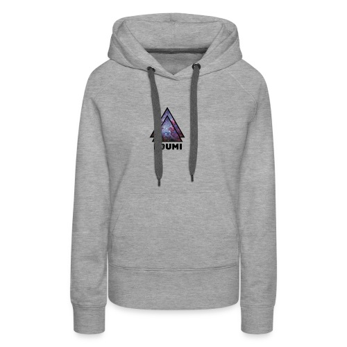 galaxy LOUMI series - Vrouwen Premium hoodie