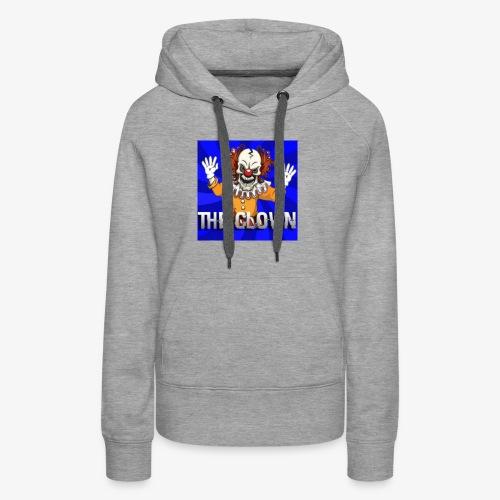 habits et accessoires avec logo de ma chaine ytb - Sweat-shirt à capuche Premium pour femmes
