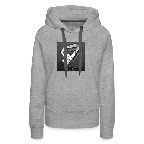 T-SHIRT HAZUNO - Sweat-shirt à capuche Premium pour femmes