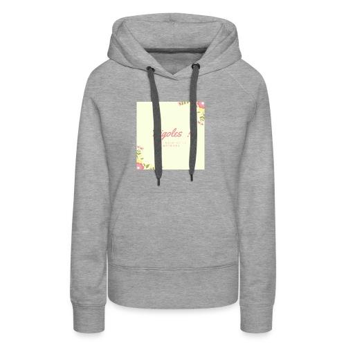 Primptemps - Sweat-shirt à capuche Premium pour femmes