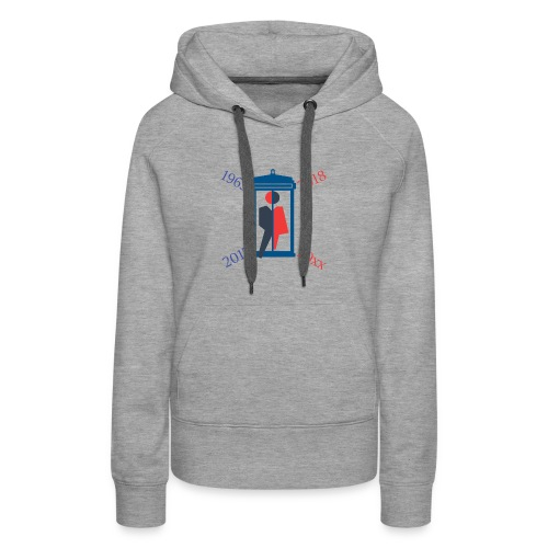 Mr or Ms Who - Women's Premium Hoodie