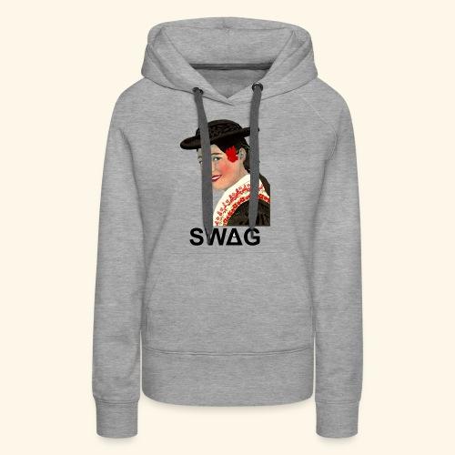 Tiroler Swag - Frauen Premium Hoodie