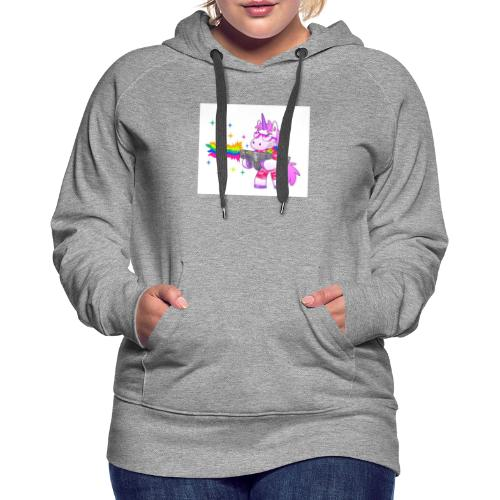 #Swag unicorns merch - Women's Premium Hoodie