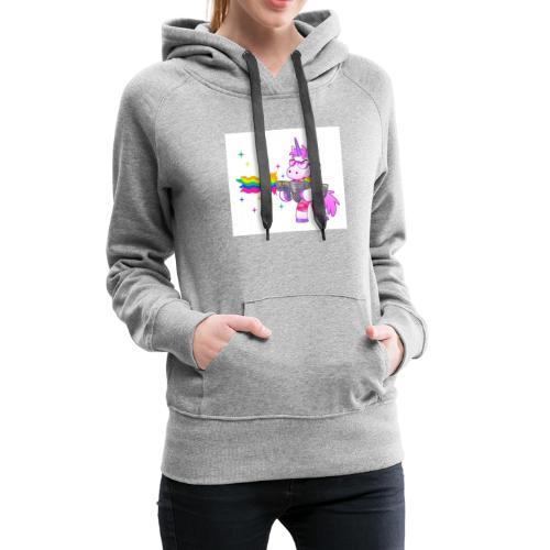 #Swag unicorns merch - Women's Premium Hoodie