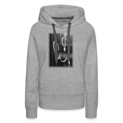 WestSide_Logo_Black - Frauen Premium Hoodie
