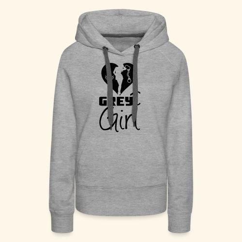 Ggirl - Women's Premium Hoodie