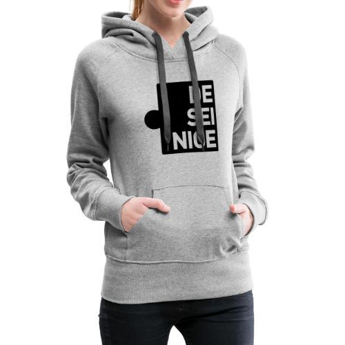 Vorschau: seinige und ihrige - Frauen Premium Hoodie