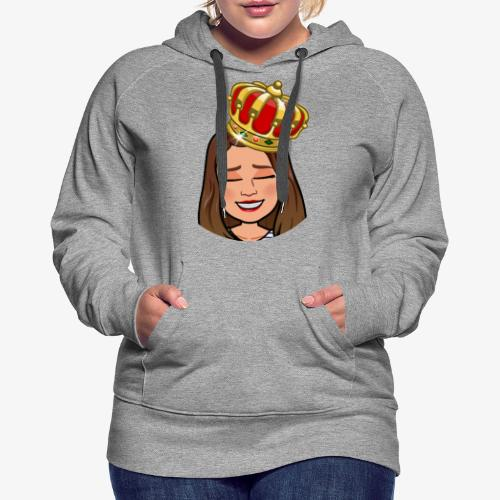 amaia - Sudadera con capucha premium para mujer