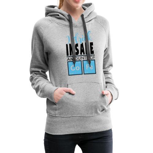 CoFe - Frauen Premium Hoodie