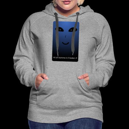Frieden - Frauen Premium Hoodie