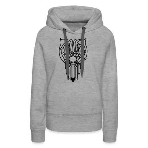 Tigertronic - Frauen Premium Hoodie
