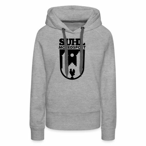 Suhl Mopedsport Hahn Logo - Women's Premium Hoodie
