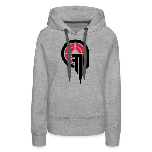 fdh logo03 - Frauen Premium Hoodie
