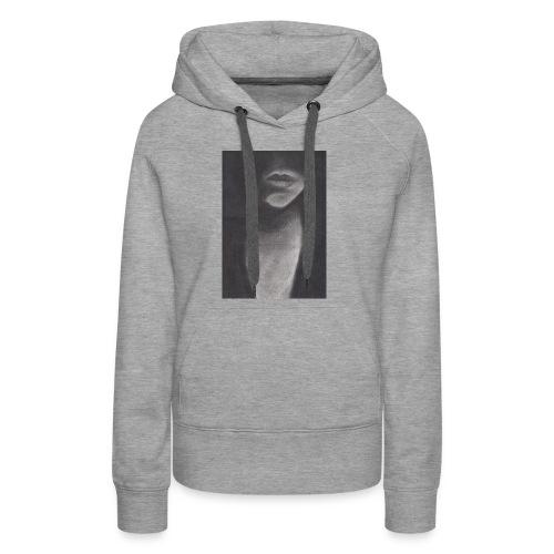 Katii BW - Frauen Premium Hoodie