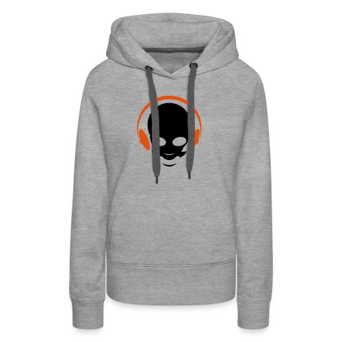 soundbuster Phil - Frauen Premium Hoodie