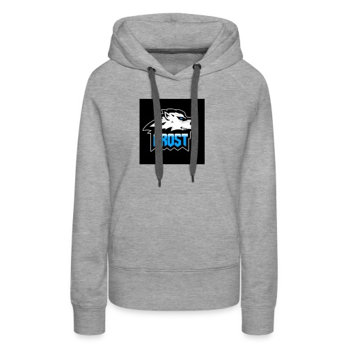 Frost - Frauen Premium Hoodie