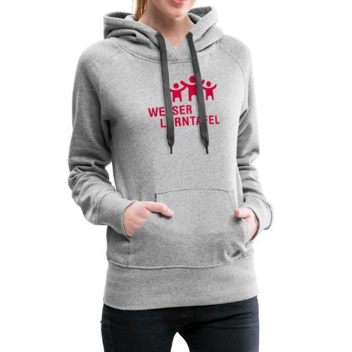 Welser Lerntafel - Frauen Premium Hoodie