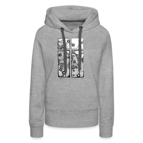 Für immer und ein Tag (grau) - Frauen Premium Hoodie
