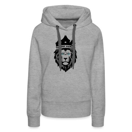 Timothy99NL, Standaard logo - Vrouwen Premium hoodie
