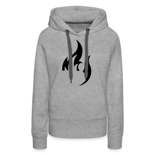 flamme - Frauen Premium Hoodie