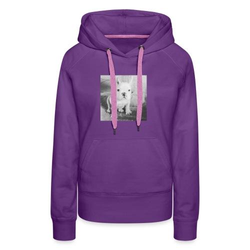 Billy Puppy - Vrouwen Premium hoodie