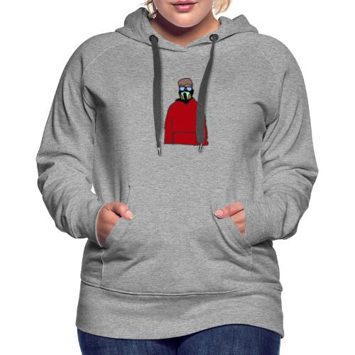 Ogicial kaplecakes merch - Vrouwen Premium hoodie