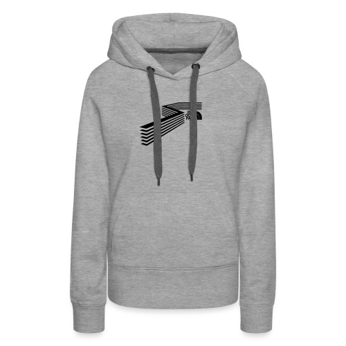 K blok Zuid Oost - Vrouwen Premium hoodie