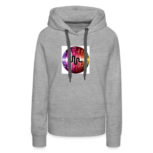 721689d187bfa32e18df03a312f6f053 musical ly tips - Vrouwen Premium hoodie