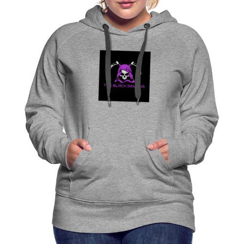 csgo team logo - Dame Premium hættetrøje