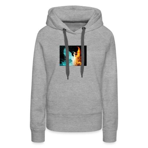 Elemental phoenix - Women's Premium Hoodie
