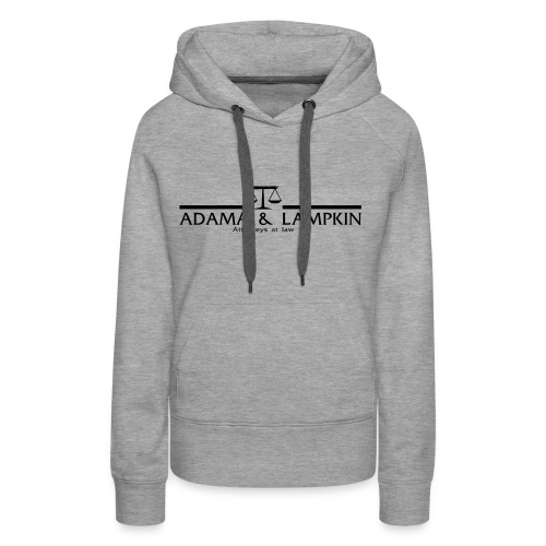 Adama and Lampkin T-Shirts - Women's Premium Hoodie