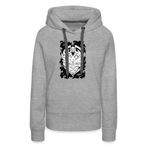 Galactic Stranger - Comics Design - Sweat-shirt à capuche Premium pour femmes